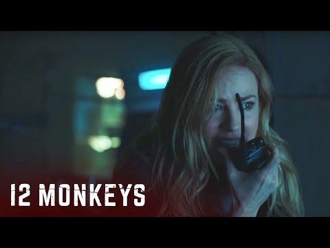 12 Monkeys Season 4 Comic-Con Promo