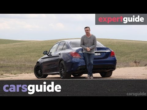 Mercedes-AMG C63 2019 review