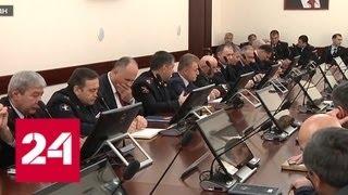 Александр Шалагин стал руководителем ГИБДД по Дагестану - Россия 24