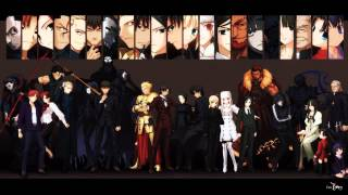 [Soundtracks] Fate/Zero - 15 Back to the wall