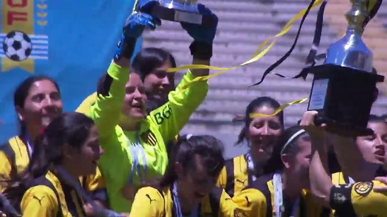 Peñarol campeón del Clausura y la temporada 2019