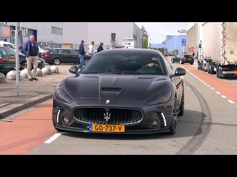 Mansory Maserati GranTurismo S - Acceleration Sound!