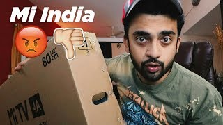 Xiaomi Mi India ke DIRTY SECRETS. DON'T BUY Mi TV 4A Before Watching This Video