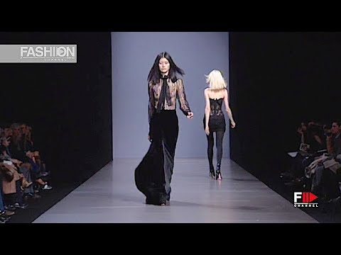 VALENTIN YUDASHKIN Fall 2010 Paris - Fashion Channel