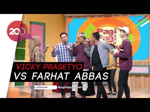 Download Ribut Dengan Vicky Prasetyo, Farhat Abbas Lapor Polisi! HD Mp4 3GP Video and MP3