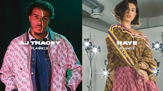 FLANNELS AW19 With AJ Tracey And Raye