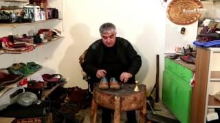 Hüseyin Kopar Osmanlı çarıkları