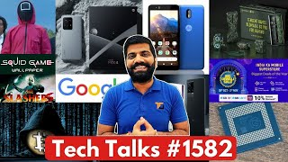 Tech Talks #1582 - Crypto Scam, GTA Online, JioPhone Next First Look, Redmi Note 11 Pro, iQoo 8 Pro
