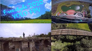 FPV Freestyle 2020   YOLO FPV