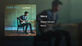 Mercy   Shawn Mendes (Audio)