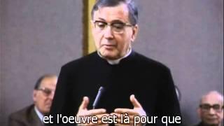 2 octobre : le futur de l'Opus Dei