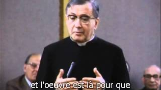 Le futur de l'Opus Dei