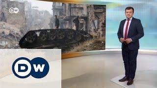 Феномен социальных сетей в военном конфликте в Сирии - DW Новости (15.12.2016)