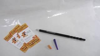 Мундштук для шланга кальяна Kaya Shisha Alugrip, видеообзор 1