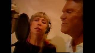 Glen Campbell/Juice Newton Recording Session