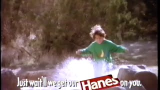Just Wait'll We Get Our Hanes on You (1993) Promo (VHS Capture)
