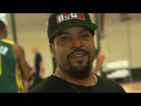 Ice Cube, Allen Iverson And Jason Williams Talk BIG3 Basketball | ESPN