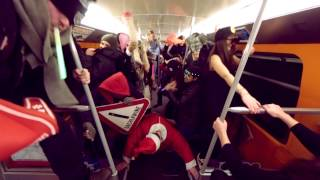 preview picture of video 'Harlem Shake Vienna Metro'