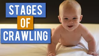 The 6 Stages of Crawling (And How to Help Your Baby Succeed!)