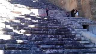 preview picture of video 'Древний Аспендос. Римский театр. Часть 2'