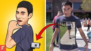 WORLD'S MOST FAMOUS Magic Tricks Finally Revealed | David Blaine | Dynamo | Zach King