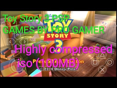 100MB] Download Toy Story 3 Game For Android || Highly