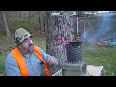 Uncle Milo Explains # 4 - Hobo Stove
