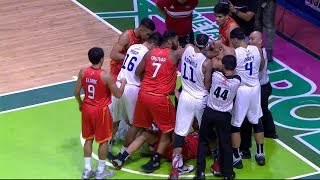 Trollano Ferrer Tussle | PBA Governors' Cup 2019