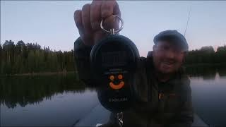 Рыбалка на пруду в куменах