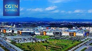 Yiwu es el centro mundial de la exportación de productos baratos