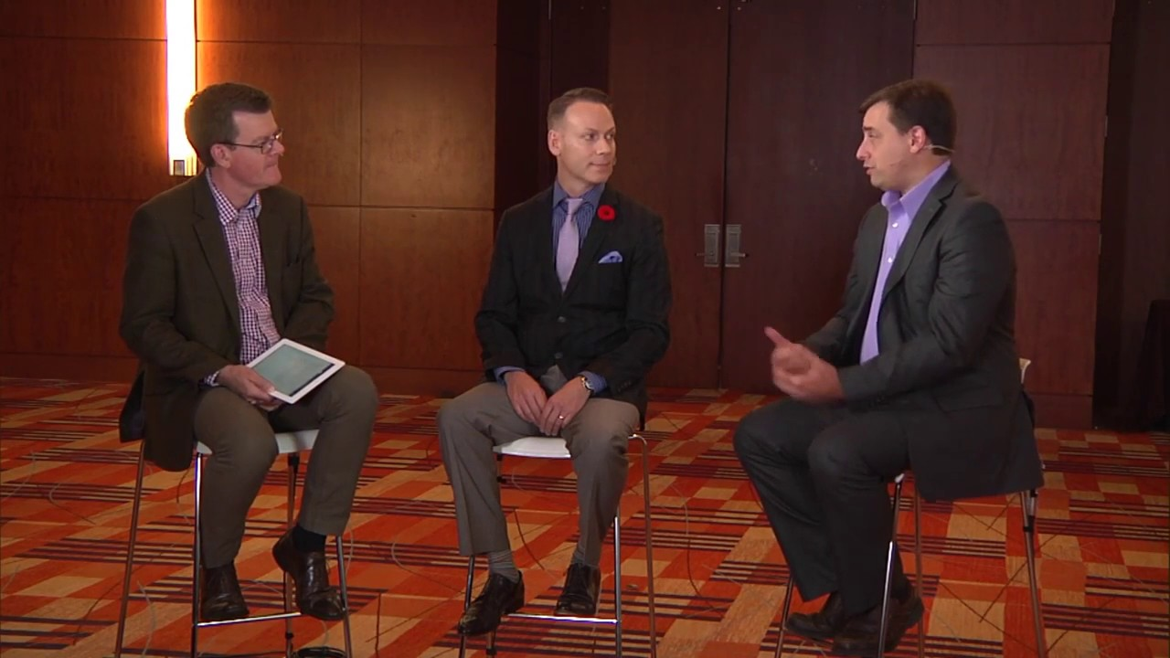 TelecomTV/MEF16: Eric Leser, Charter and Chris Cullan, InfoVista Discuss Importance of MEF's Carrier Ethernet Service Assurance White Papers
