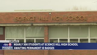 New semester means ID badges for Science Hill students