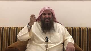 شكرًا للأخ الكريم ضاحي بن خلفان / للشيخ سالم الطويل