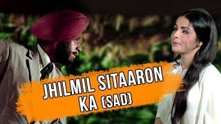Jhilmil Sitaron Ka Aangan Hoga (Sad) - Video Song | Jeevan