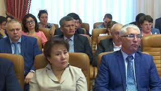 Земельные вопросы обсудили в акимате Костанайской области