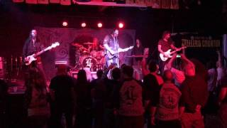 Evergrey - Words Mean Nothing/Recreation Day - Adrenaline, Las Vegas, May 15, 2017