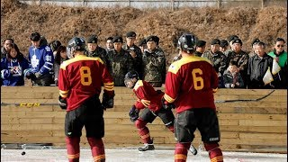 Remembering the 1952 hockey game that interrupted the Korean War