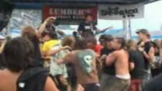 Video Pánská jízda (Recykl fest 2008)