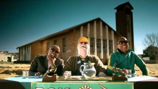 Professor & Oskido ft Oubaas & K.Mbau - It's Our Game (SABC2 RWC 2011 OFFICAL MV)