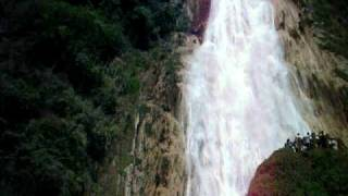 preview picture of video 'Cascada Velo de Novia, Chiapas'