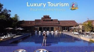 Gambar cover Sammy Adventures - Luxury Tourism in Nepal   Season 2- Episode 7