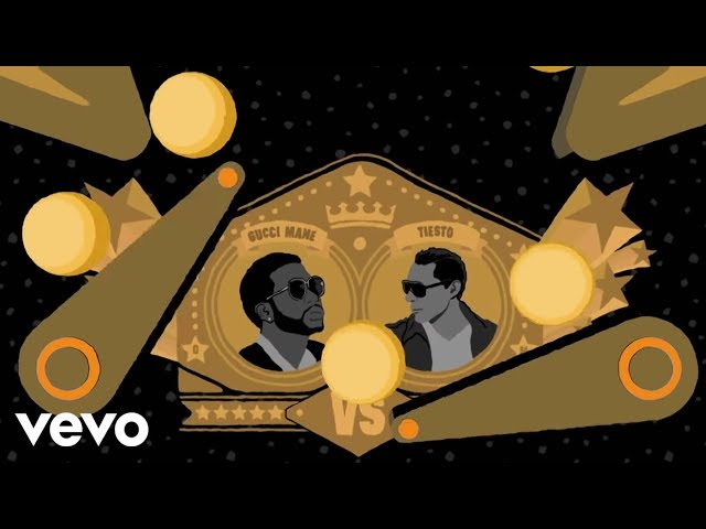 Boom (feat. Gucci Mane, Sevenn) - TIESTO