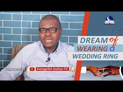 WEDDING RINGS IN DREAMS - Find Out The Biblical Meaning Of Rings