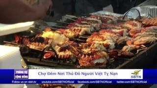 PHÓNG SỰ CỘNG ĐỒNG: Chợ đêm Phước Lộc Thọ Tại Little Saigon Miền Nam California