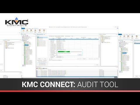 KMC Connect: Audit Tool