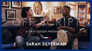 OFF SCRIPT a Grey Goose Production   Jamie Foxx & Sarah Silverman