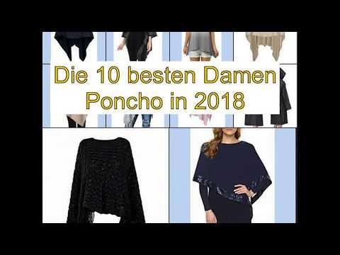 Die 10 besten Damen Poncho in 2018