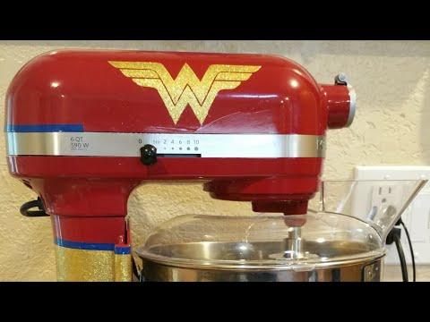 Wonder Woman Mixer