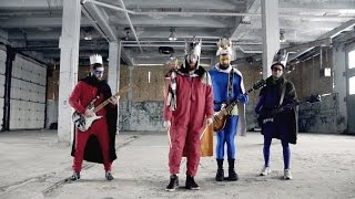 The Cardboard Crowns - Hats Off [Official Video]