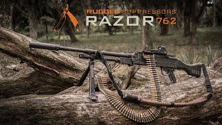 Rugged Suppressors Razor 762